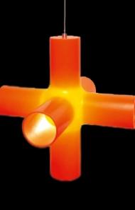 Crosslight oranje